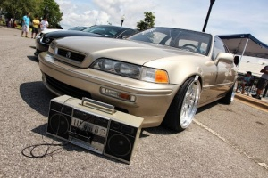 Acura Legend tuning