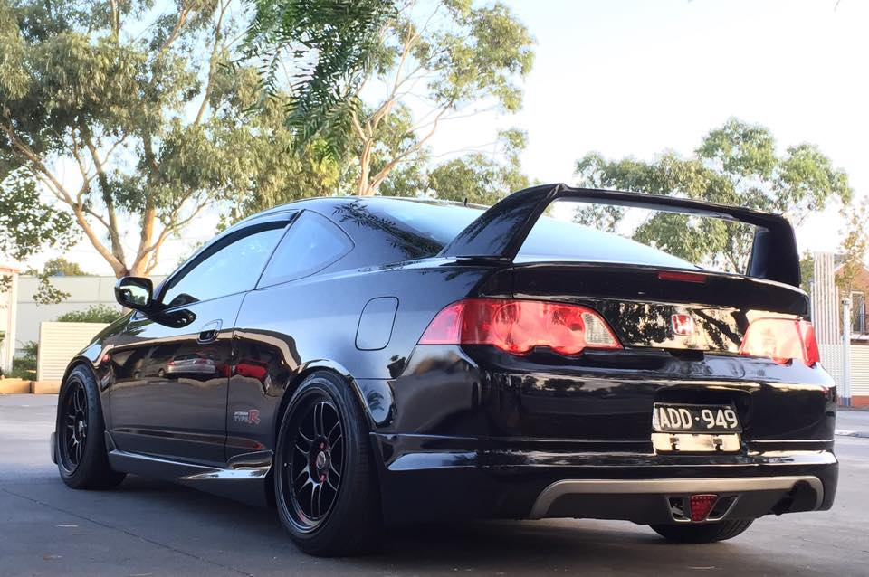 photo 1 Acura  RSX Enkei RPF1 17x9.0