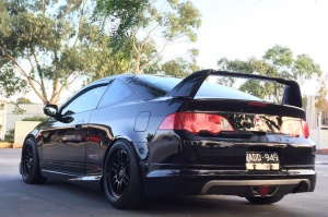 Acura  RSX tuning