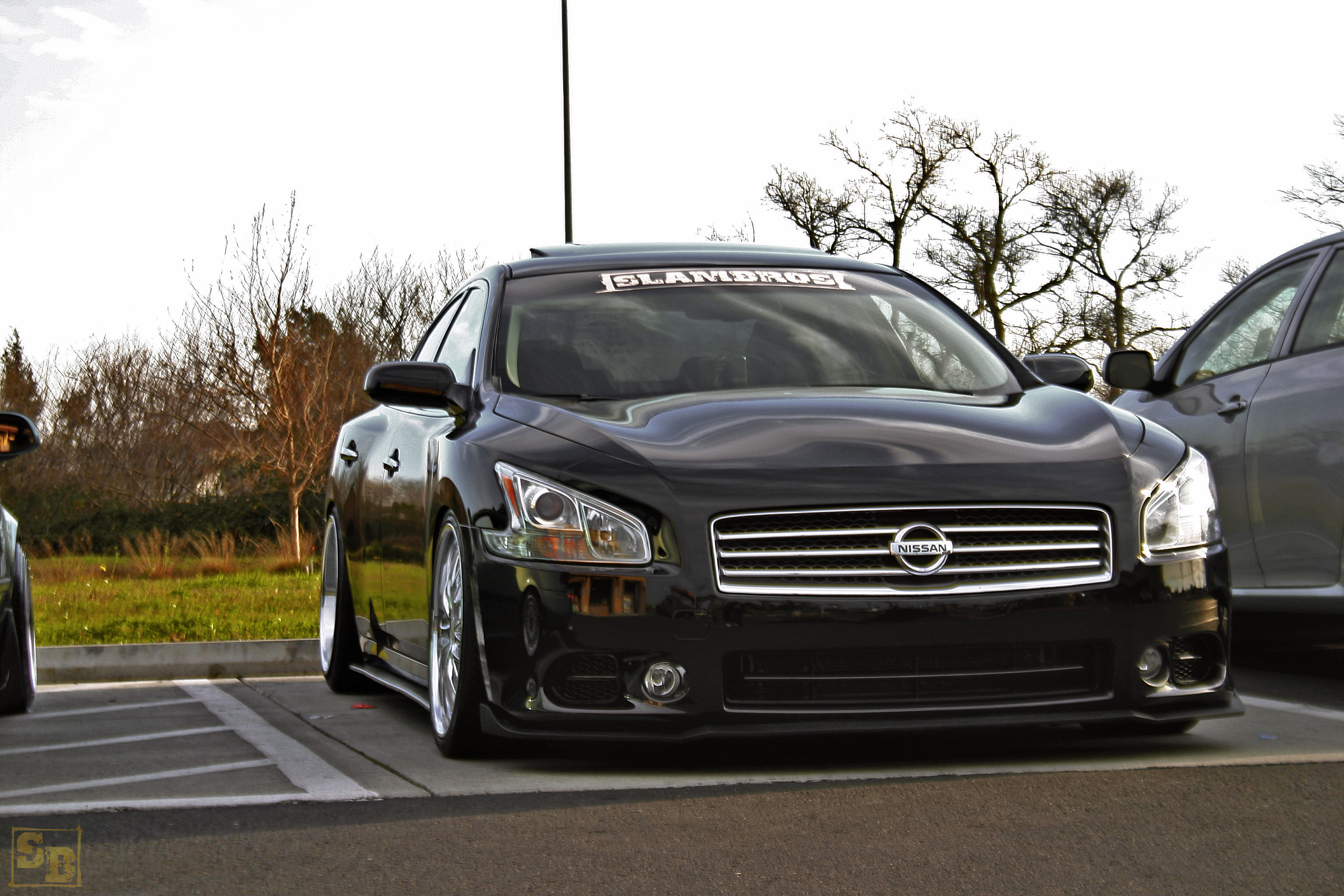 Nissan Maxima 2004 Interior 2 moreover Musclecar Stance 2014 Camaro Ss Niche Milan M134 Wheels Bc Coilovers besides 689608 2010 Nissan Maxima Sv Premium Package besides 2012 likewise 331810 Post Pictures Your New 2013 Altima 15. on 2010 nissan maxima with rims