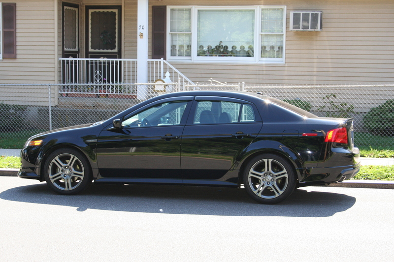 acura tl custom wheels original enkei 18x8 5 et 45 tire. Black Bedroom Furniture Sets. Home Design Ideas