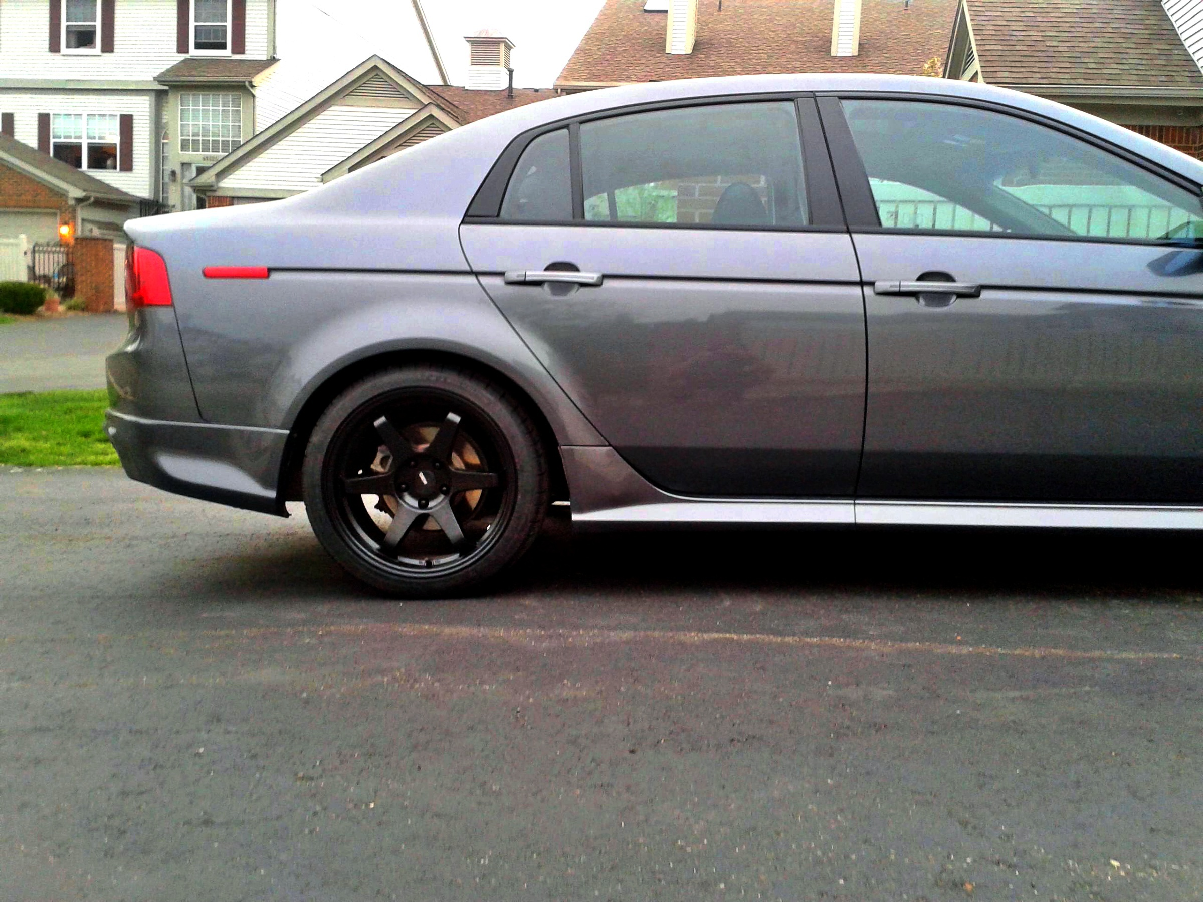 Custom Acura TLs List Of Modified Cars Tuning Options - 2006 acura tl wheel specs