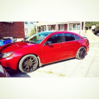Chrysler 200 tuning