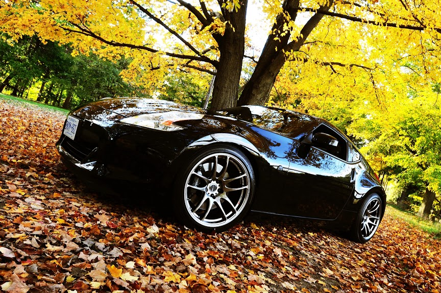Nissan 370z Custom Wheels Work Emotion Cr 19x9 5 Et 15