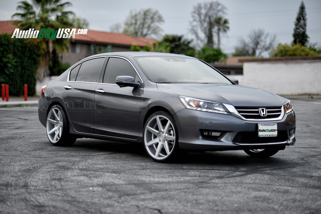 2008 Honda Accord Tires