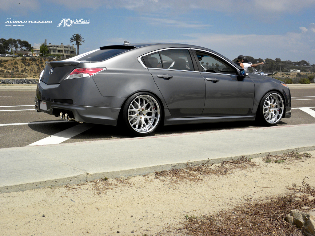 Acura Tl Custom Wheels Ac Forged 818 20x10 5 Et Tire