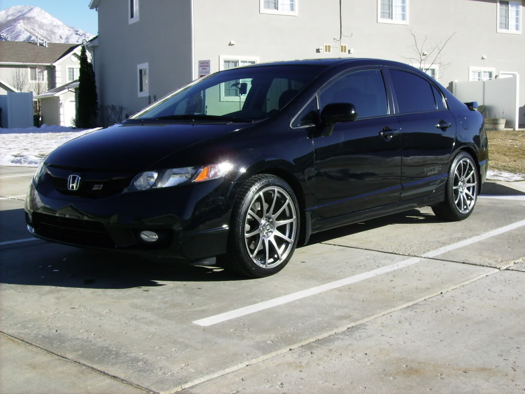 Honda Civic Custom Wheels Motegi Sp10 18x8 0 Et Tire