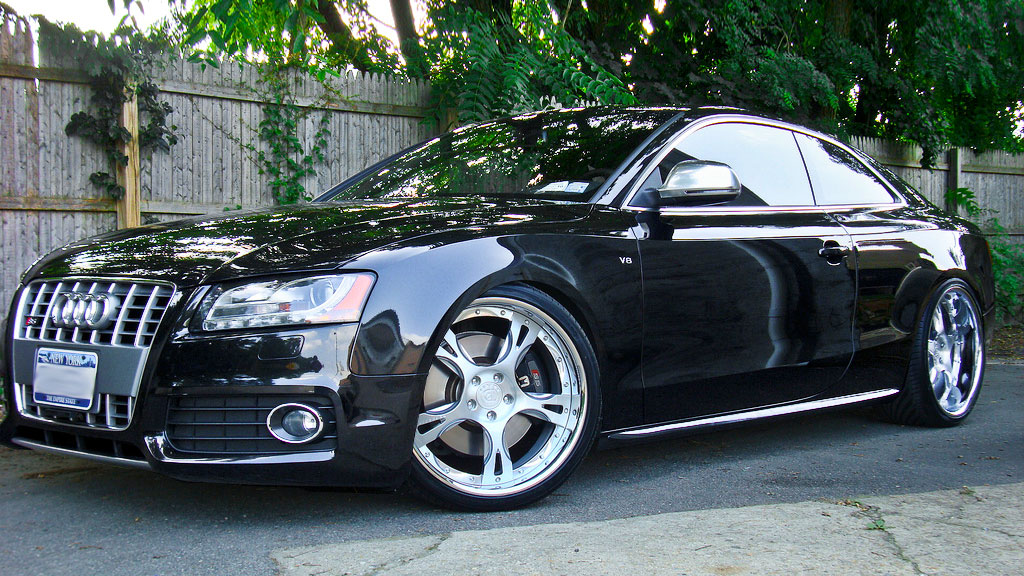 Audi S5 Custom Wheels D2forged Vs6 Bbc 20x9 0 Et Tire