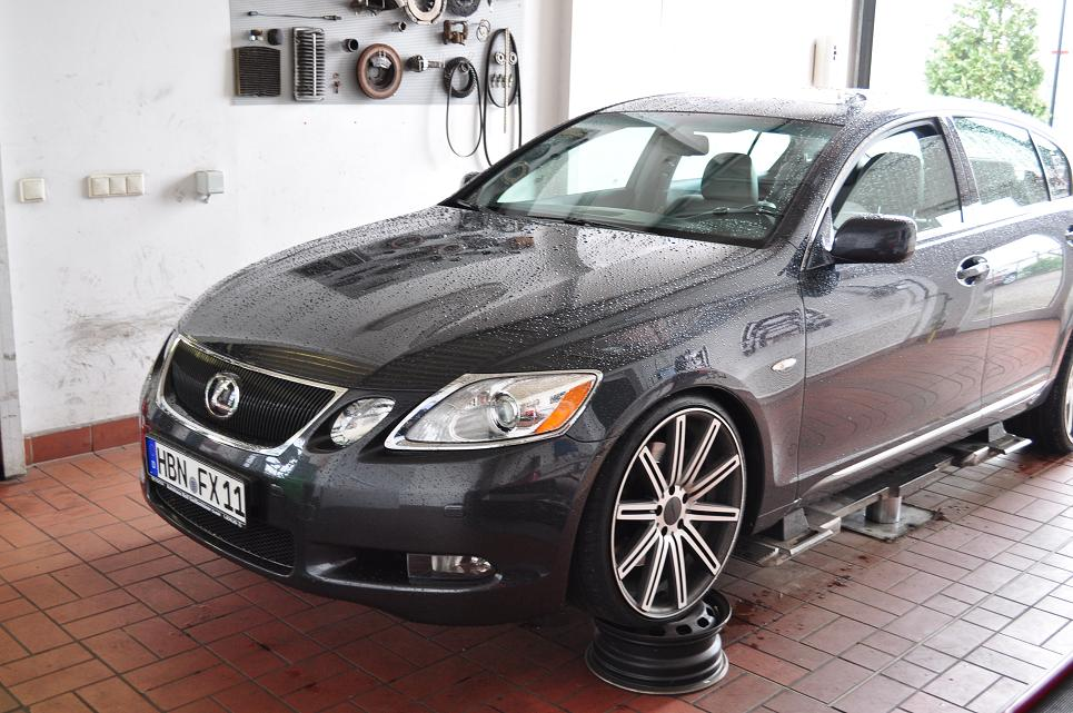 lexus gs 450h custom wheels vossen cv4 20x9 0 et 38. Black Bedroom Furniture Sets. Home Design Ideas