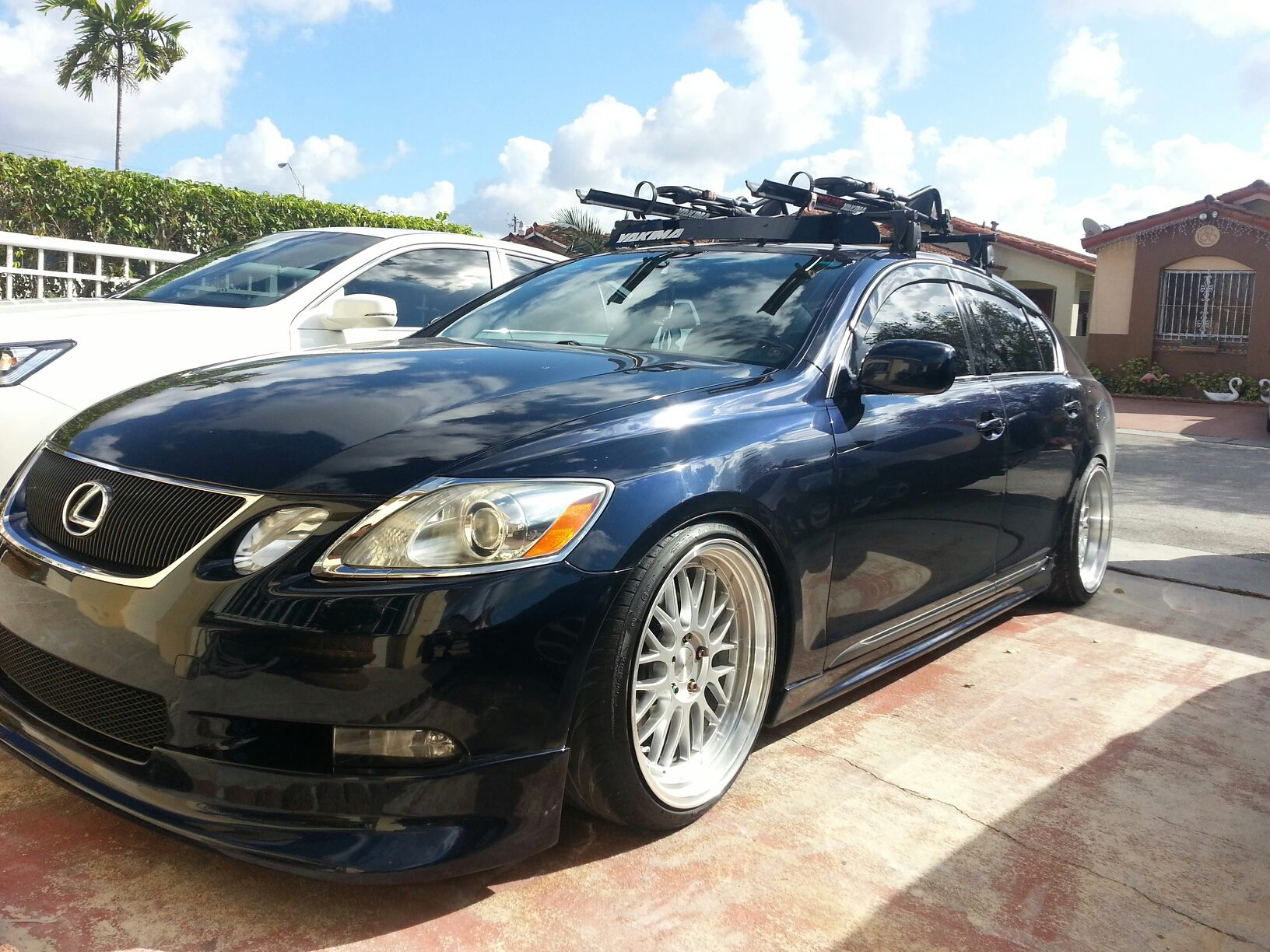 lexus gs 300 custom wheels varrstoen es1 19x9 5 et 22. Black Bedroom Furniture Sets. Home Design Ideas