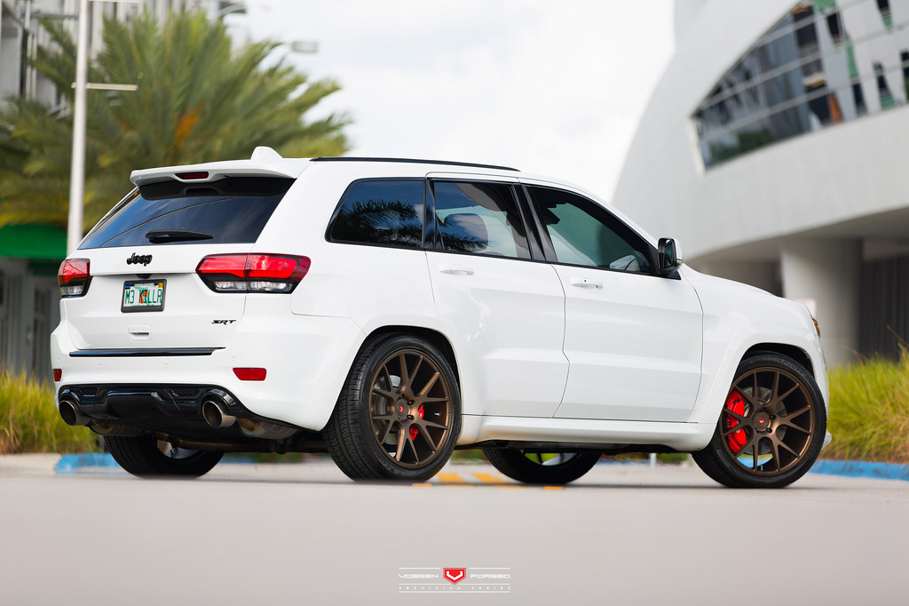 Jeep Srt 8 2017 >> Jeep Grand Cherokee custom wheels Vossen VPS-306 22x10.5, ET , tire size / R22. x ET