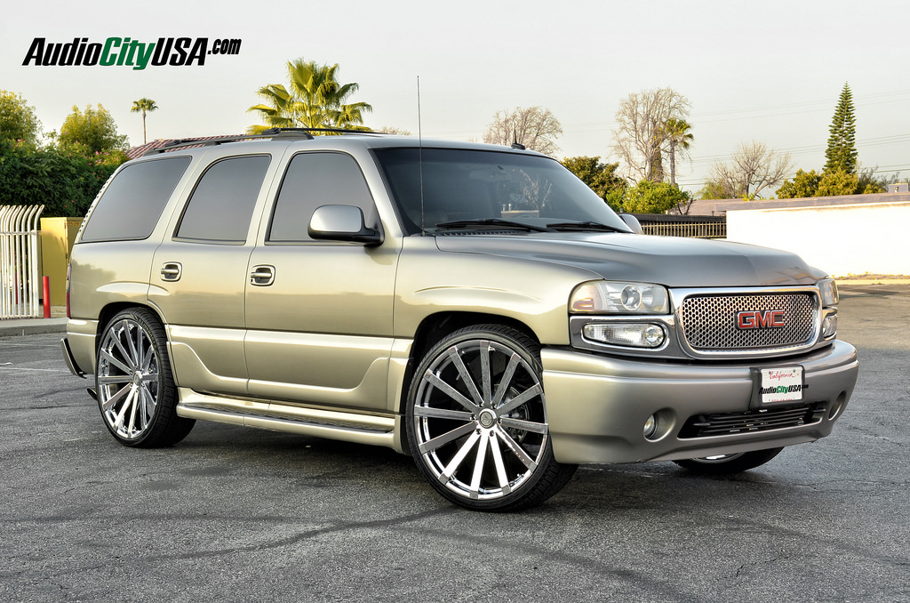 photo 2 GMC Yukon Velocity VW 12 26x10.0