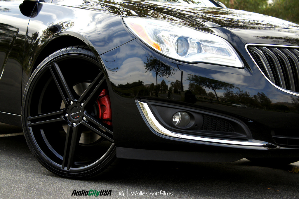 Buick Regal Gianelle Lucca 22x9.0