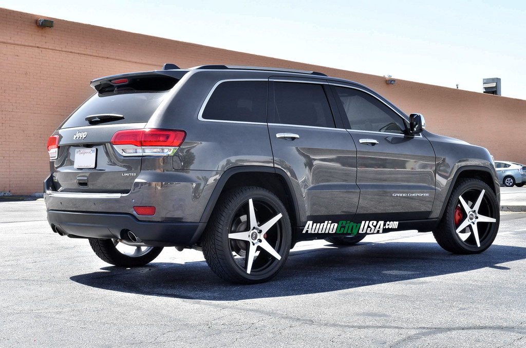 photo 3 jeep grand cherokee custom wheels blaque diamond bd 300 22x9 0. Cars Review. Best American Auto & Cars Review