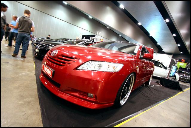 ... Photo 2 Toyota Camry Custom Wheels IForged Variant 20x8.0, ET +35,