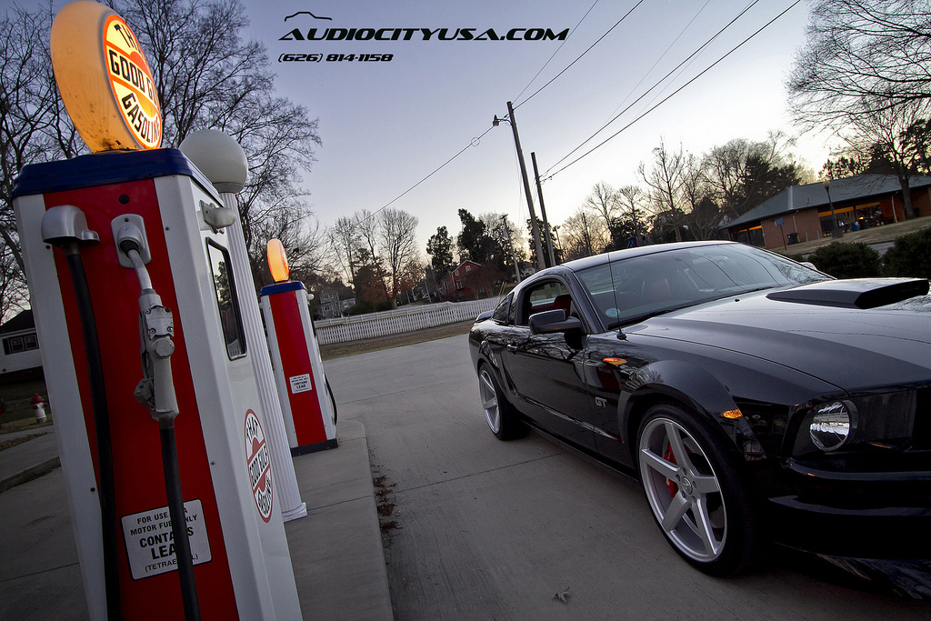 photo 5 Ford Mustang STR 607 20x9.0