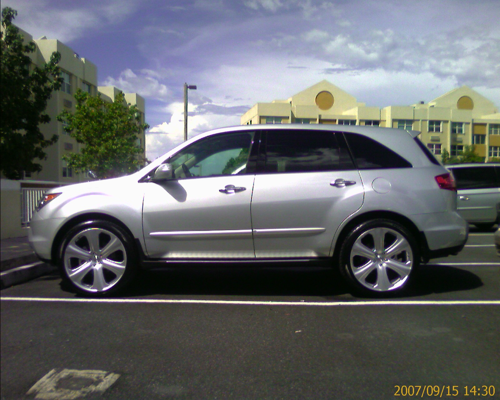 Acura MDX Custom Wheels X ET Tire Size R X ET - Acura mdx wheels