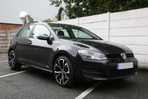 Volkswagen e-Golf tuning