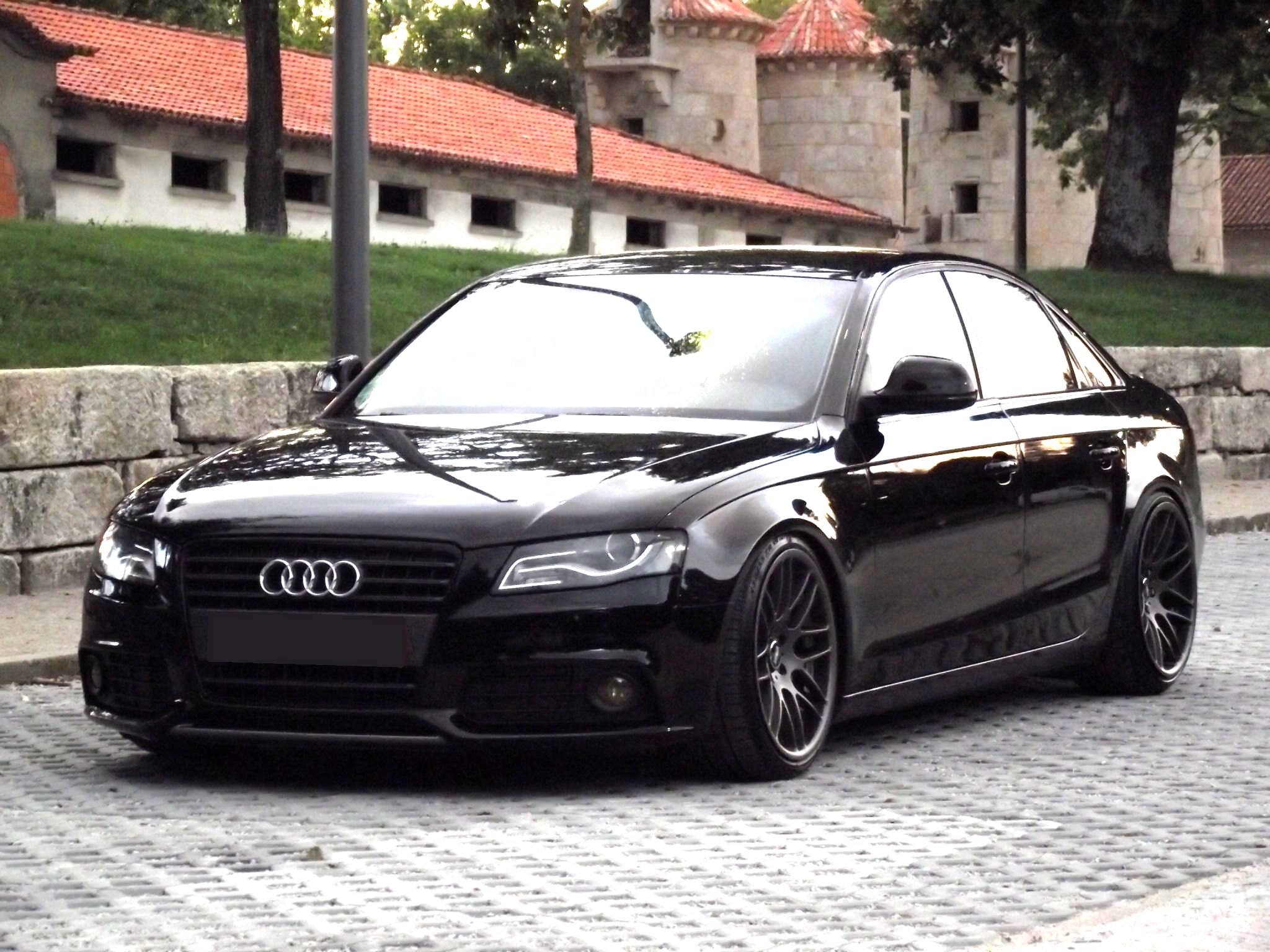 Audi A4 Custom Wheels Vmr Vb3 19x10 0 Et 33 Tire Size