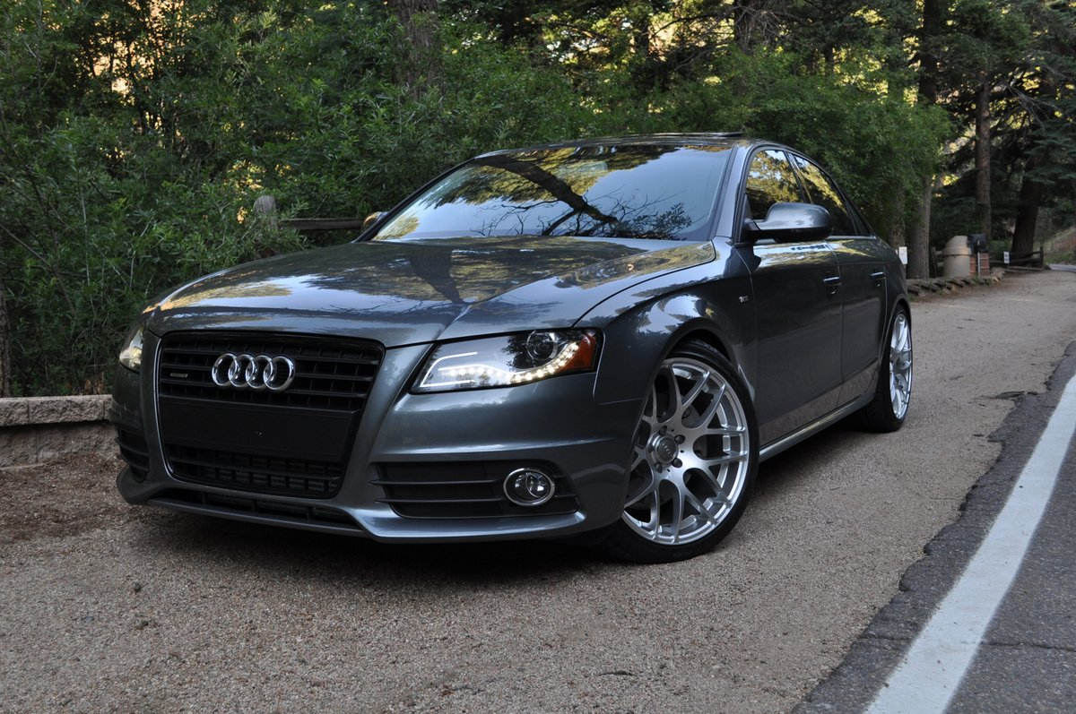 Audi A4 Custom Wheels Vmr V710 19x9 5 Et 45 Tire Size