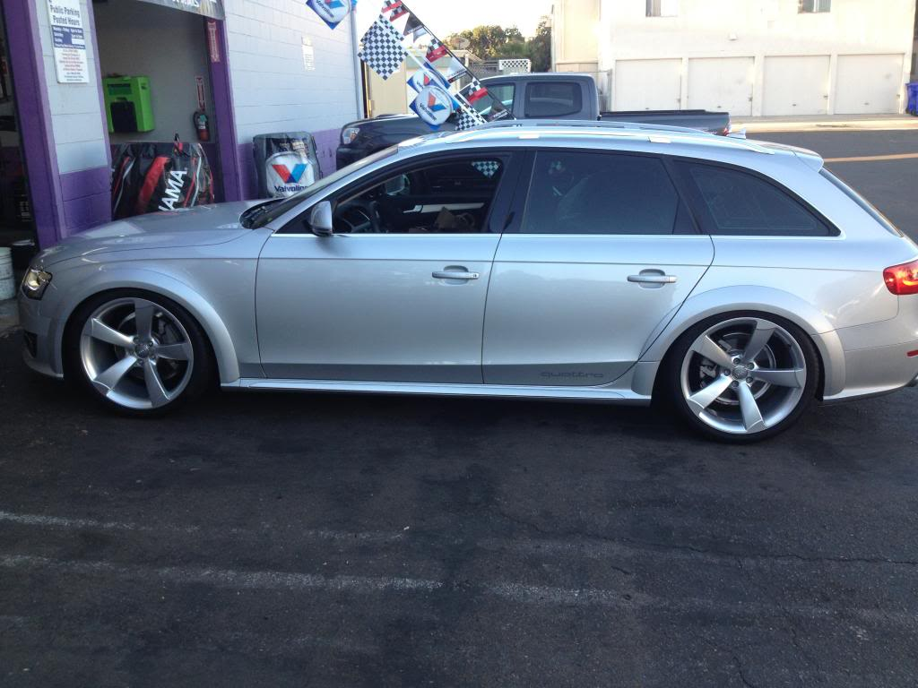 Audi A4 Custom Wheels Oem Rs5 20x9 0 Et 26 Tire Size