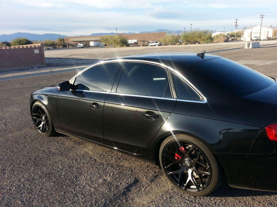 2013 Chevy Cruze Tire Size >> Audi A4 custom wheels MRR GF9 19x9.5, ET +40, tire size / R19. x ET