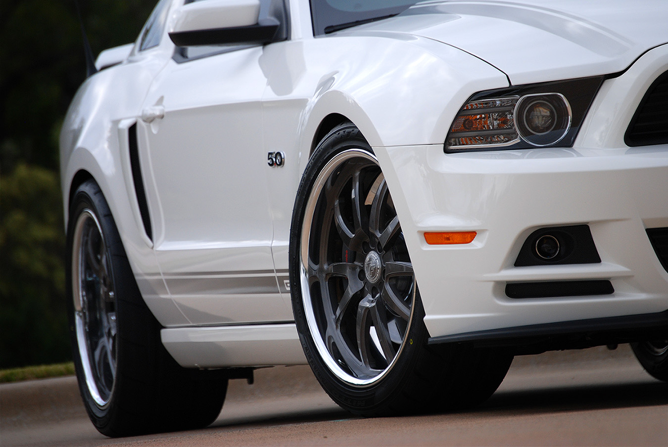 Ford Mustang Forged Super Sport 20x9 0
