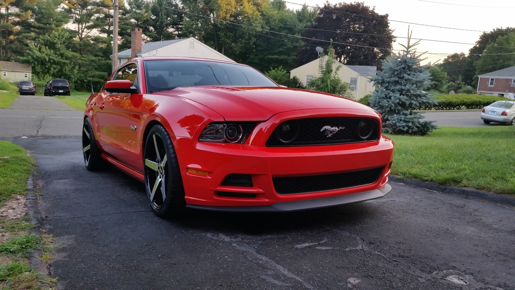 photo 3 Ford Mustang STR  607 20x9.0