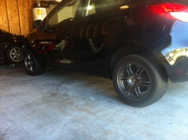 List Of Cars That Fit 225 45 R15 Tire Size What Models