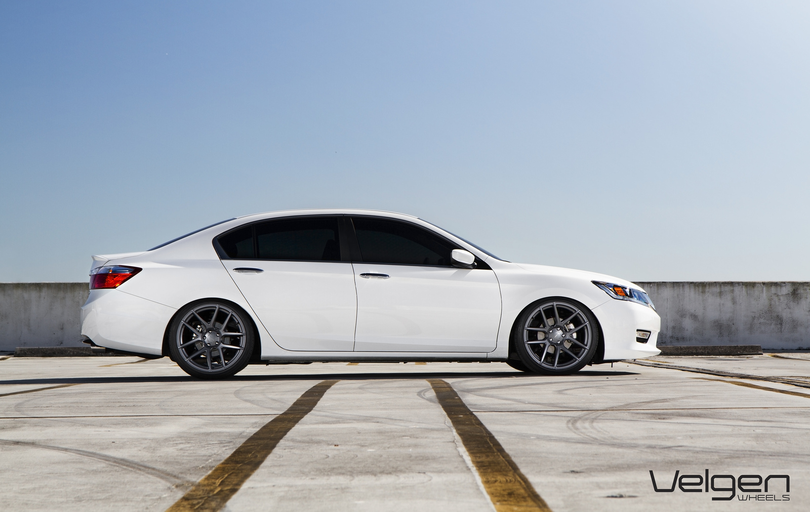 Honda Accord Custom Wheels Velgen 20x10 5 Et Tire Size