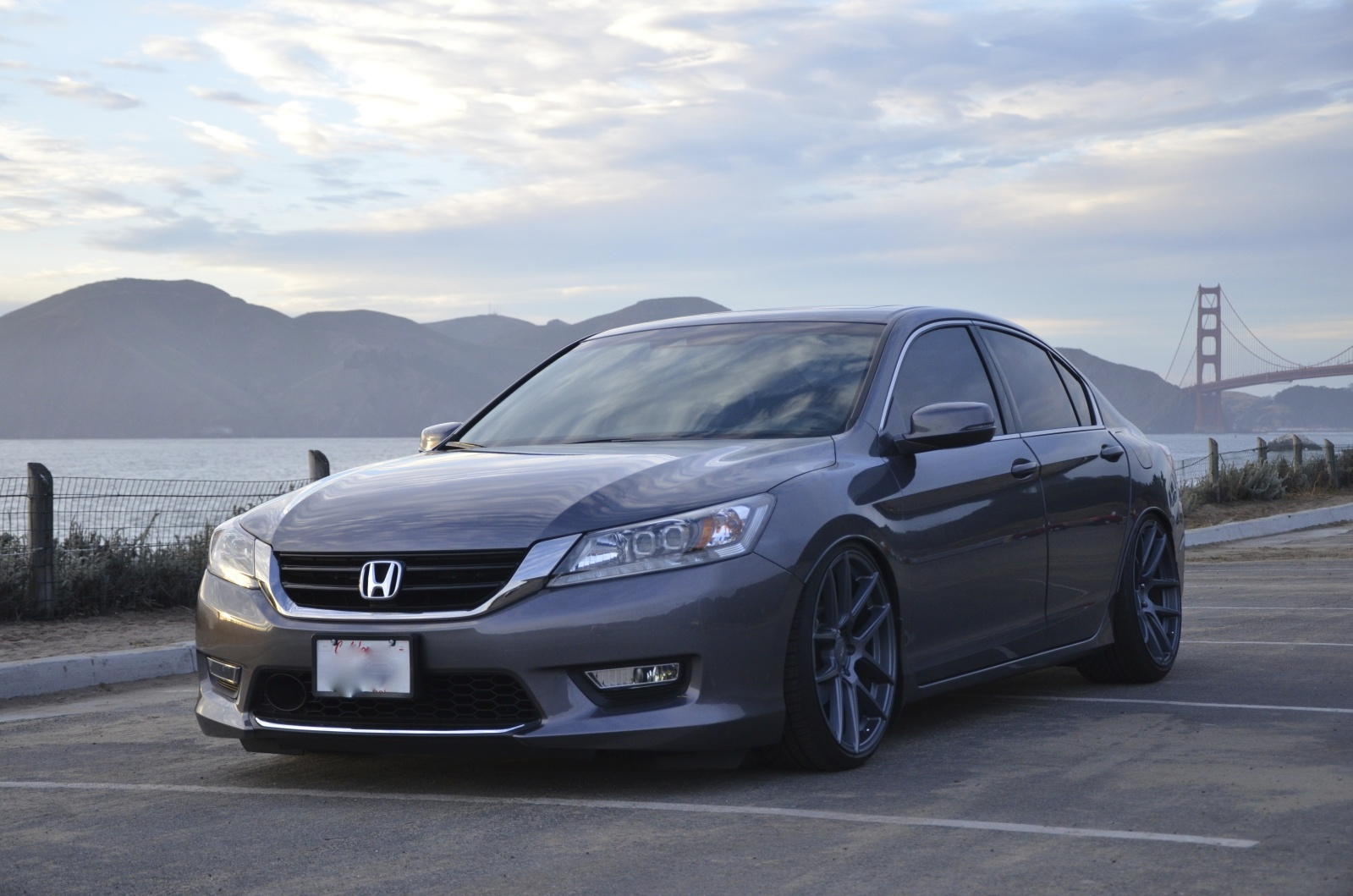 photo 2 Honda Accord Velgen  VMB5 20x9.0