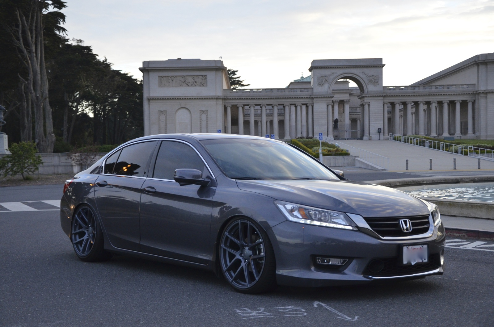 photo 3 Honda Accord Velgen  VMB5 20x9.0