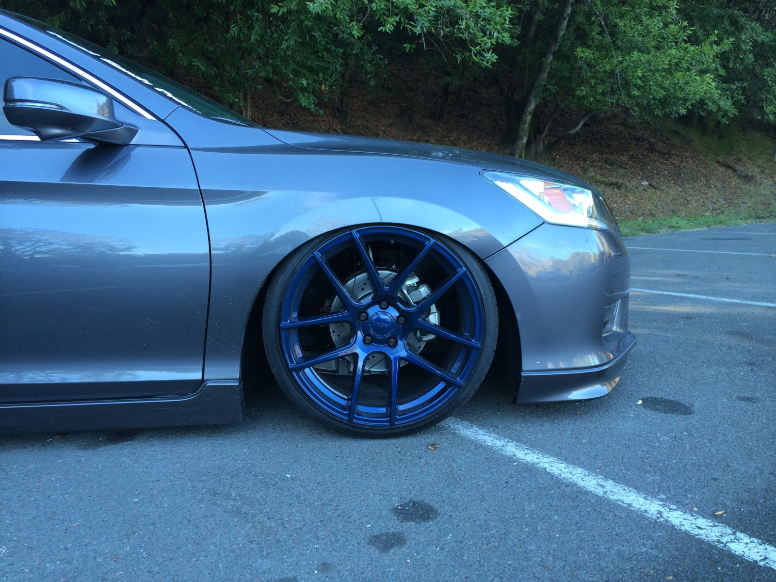 Honda Accord Custom Wheels Velgen Vmb5 20x9 0 Et 35