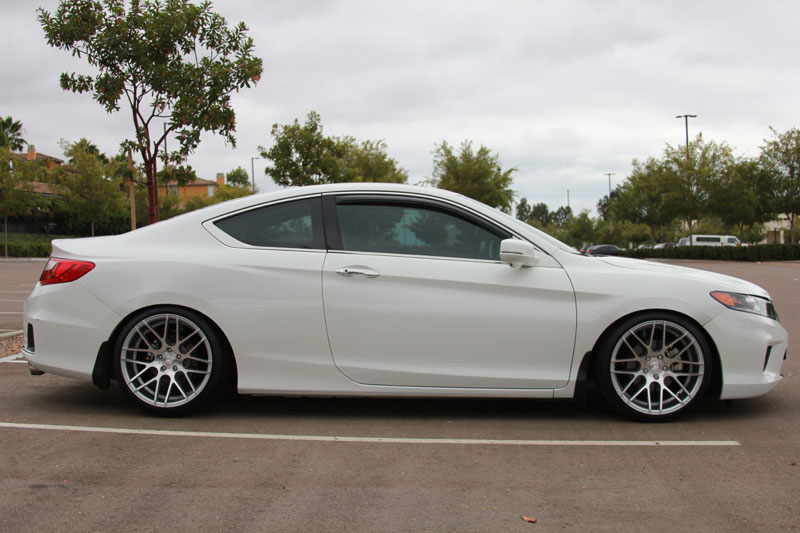 Honda Accord Custom Wheels Mrr Gf7 19x10 5 Et Tire Size