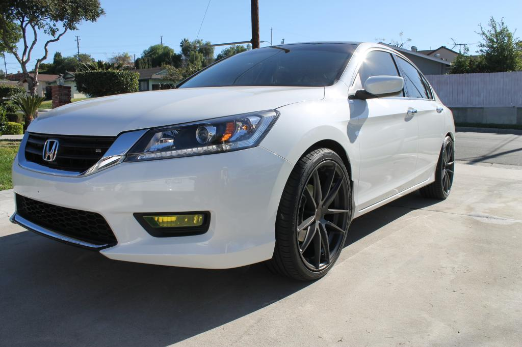 2014 Honda Accord Aftermarket Wheels