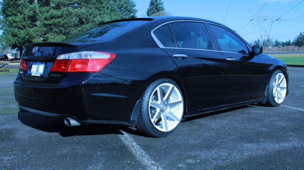 Honda Accord Custom Wheels Niche Verona M151 19x9 5 Et