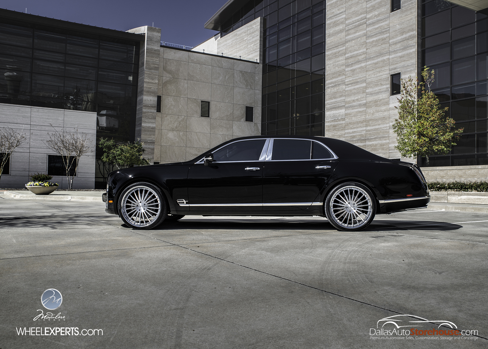 Bentley Mulsanne 2015 Rims