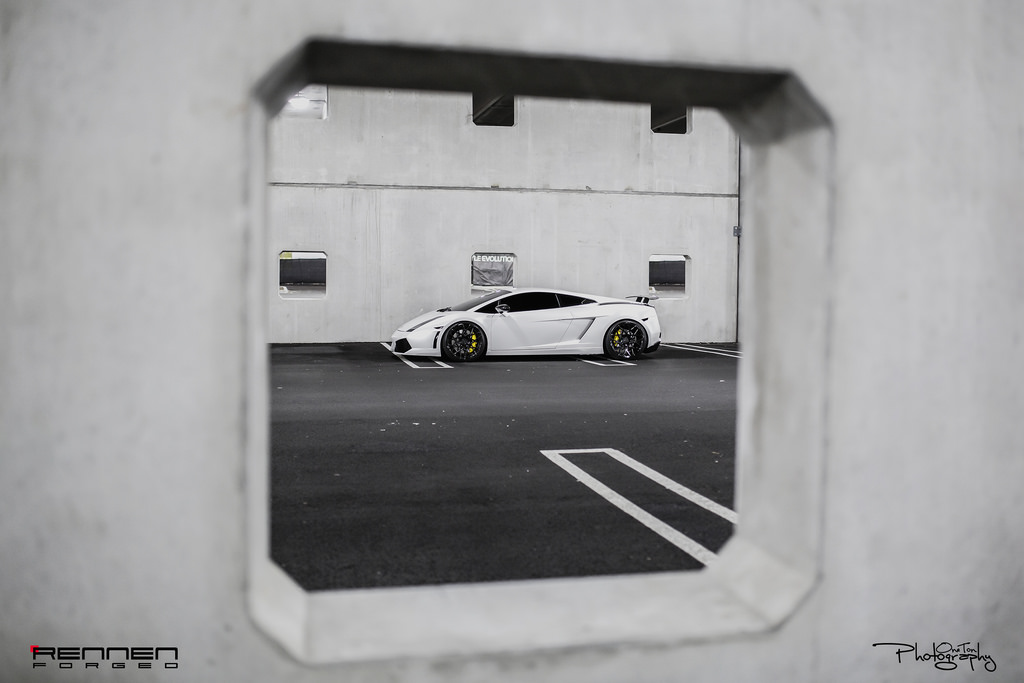 photo 5 Lamborghini Gallardo Rennen Forged RL18 20x9.0