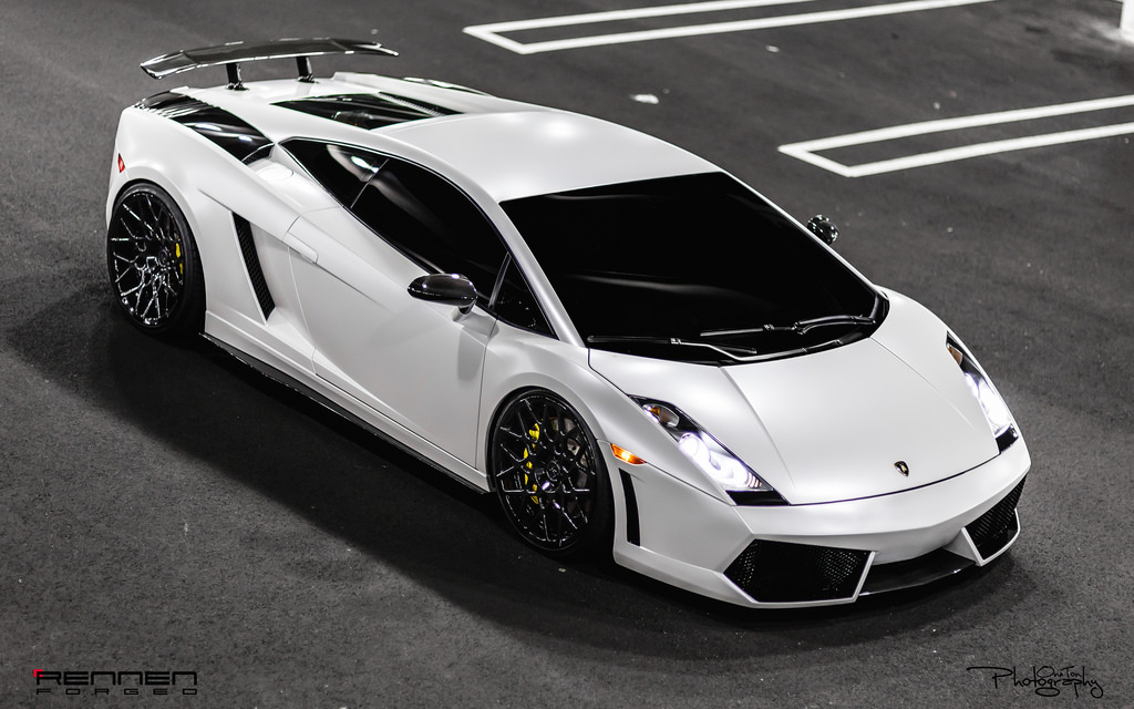 photo 6 Lamborghini Gallardo Rennen Forged RL18 20x9.0