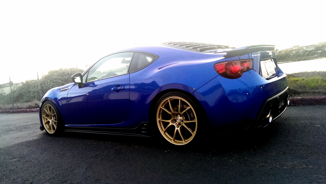 scion fr s custom wheels 18x9 5 et 45 tire size 265 35 r18 x et. Black Bedroom Furniture Sets. Home Design Ideas