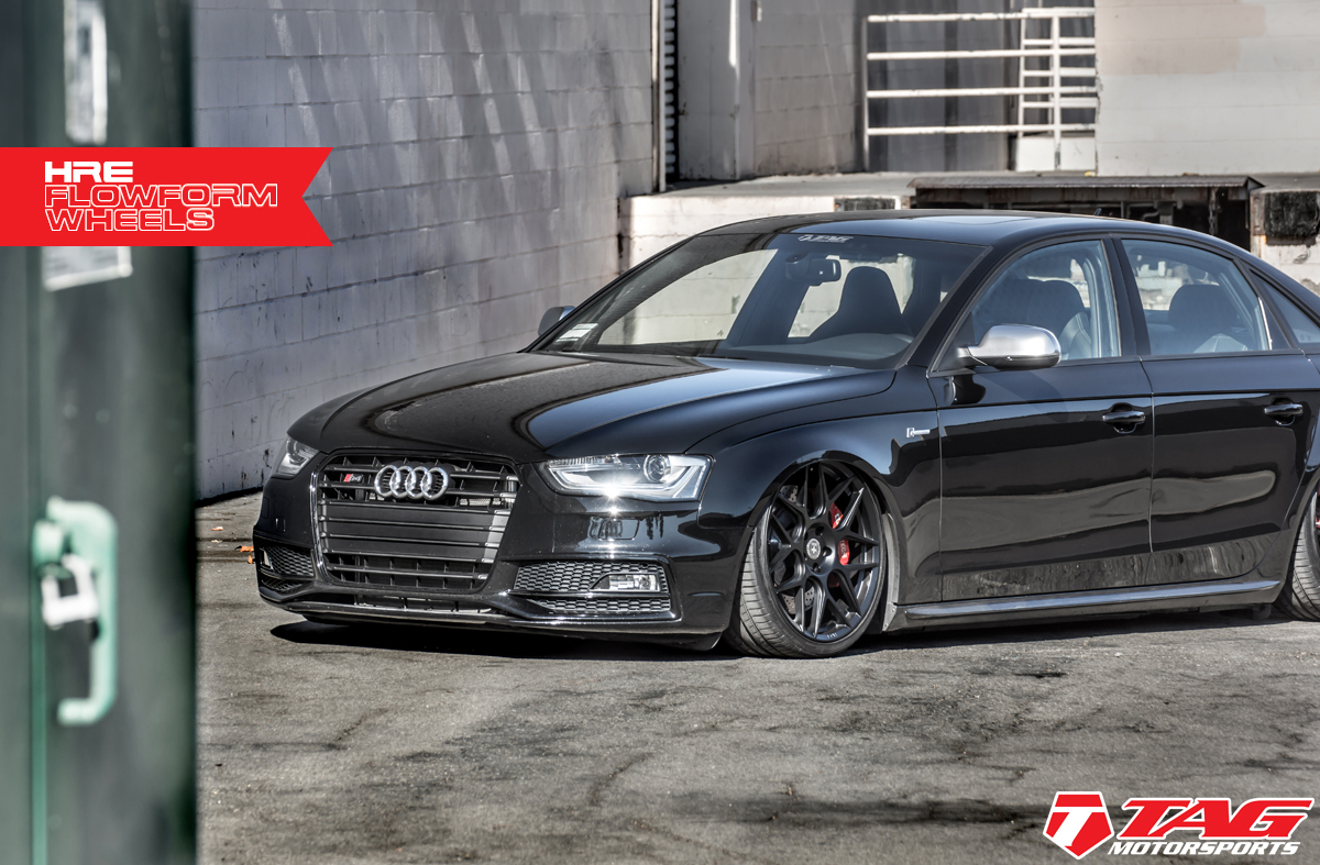Audi S4 0 60 >> Audi S4 custom wheels HRE FF01 20x9.0, ET , tire size 255/30 R20. x ET