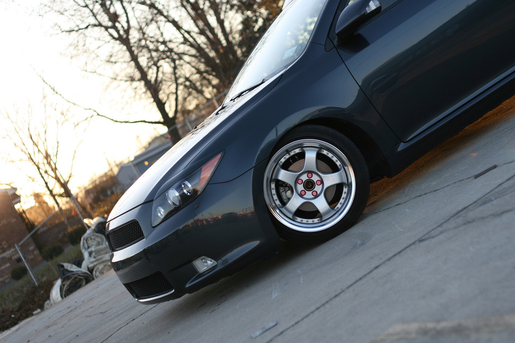 scion tc custom wheels ssr professors 17x8 0 et 37 tire. Black Bedroom Furniture Sets. Home Design Ideas