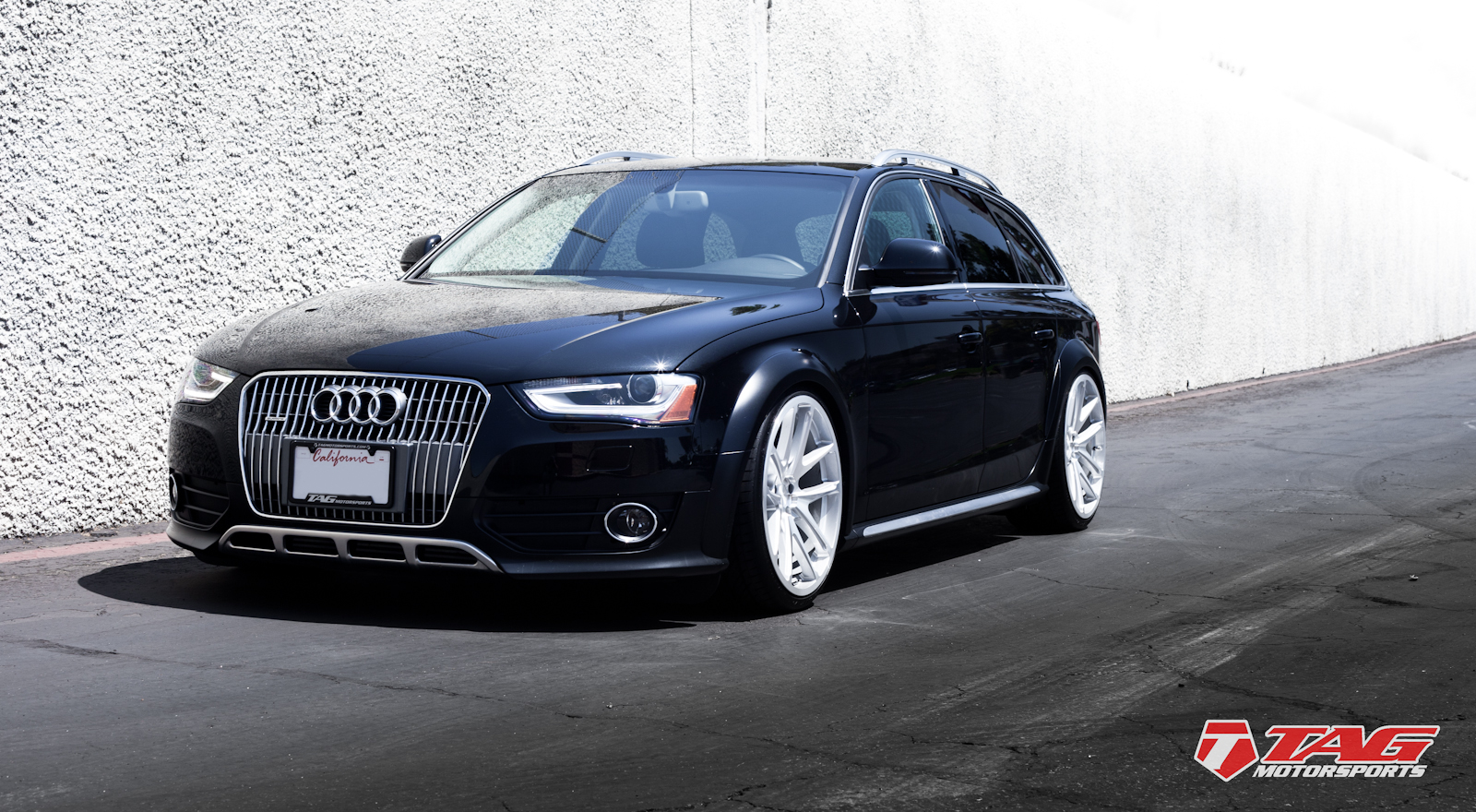 Audi Allroad Custom Wheels Rotiform Sna 20x10 0 Et Tire