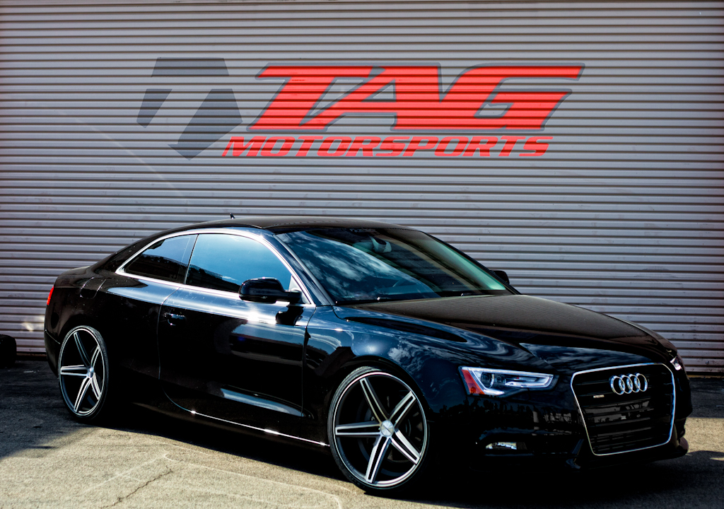 photo 4 Audi A5 custom wheels Vossen CV5 x, ET , tire size 275/30 R. x ET