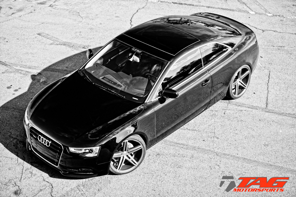 photo 5 Audi A5 custom wheels Vossen CV5 x, ET , tire size 275/30 R. x ET