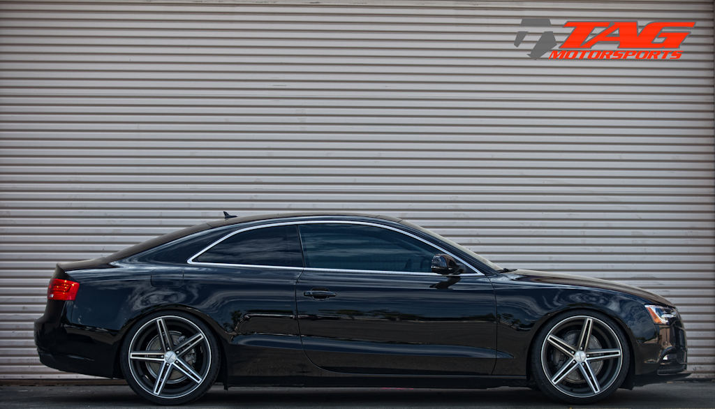 photo 6 Audi A5 custom wheels Vossen CV5 x, ET , tire size 275/30 R. x ET