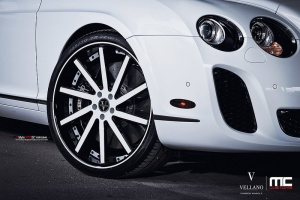 Bentley  Continental Supersports tuning