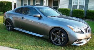 4 custom infiniti g37xs list of modified cars tuning options. Black Bedroom Furniture Sets. Home Design Ideas