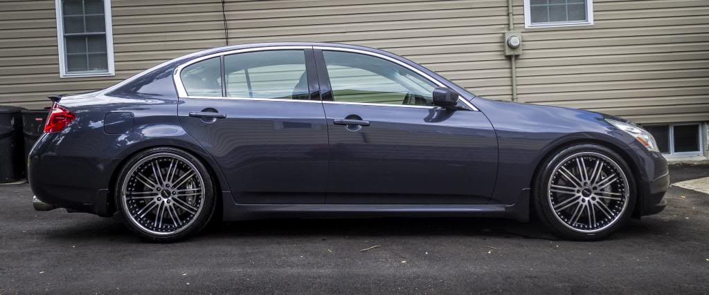 G37 Sedan 0 60 >> Infiniti G37 custom wheels Vertini Hennessey 20x8.5, ET ...