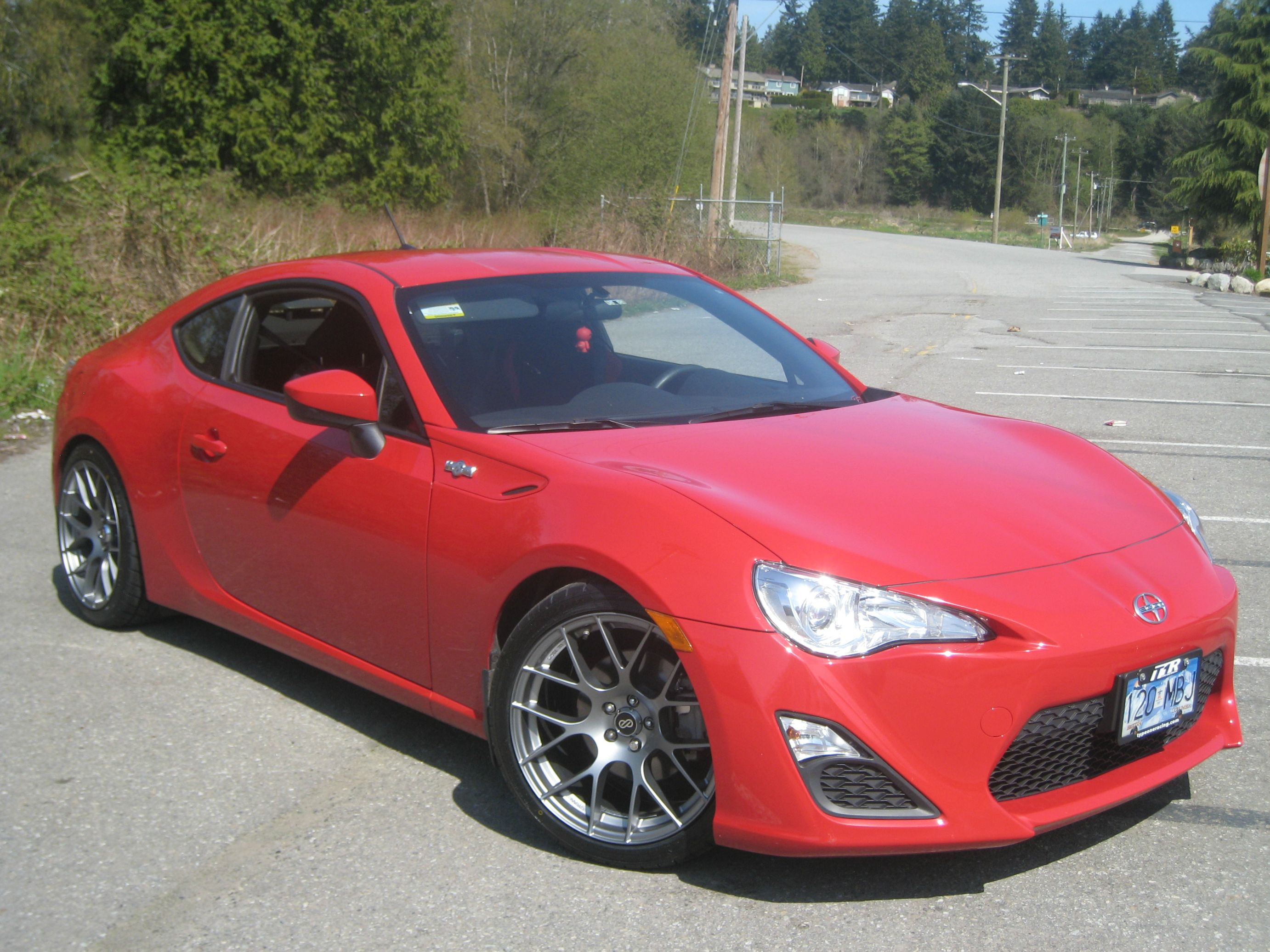 scion fr s custom wheels enkei raijin 18x9 5 et 45 tire size 255 35 r18 x et. Black Bedroom Furniture Sets. Home Design Ideas